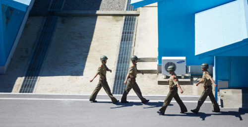 US spy chief unlikely in contact with North Korea during DMZ visit: Experts
