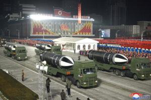 North Korea launches apparent SLBM toward East Sea, Seoul says