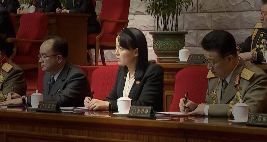 Top UN official calls for dialogue after Kim Yo Jong slams military drills