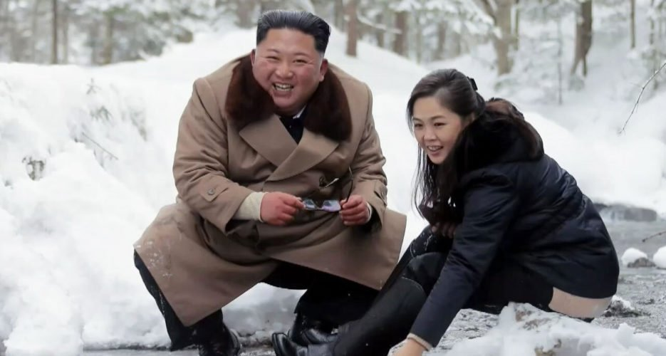 Kim Jong Un's wife has been missing from the public eye for more than a year