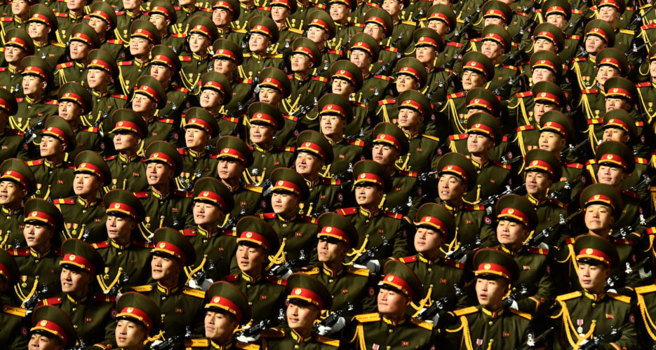 New missiles and boost for special forces signal North Korea's military focus