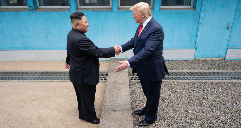 North Korea must 'show some good faith' for sanctions to be lifted: US official