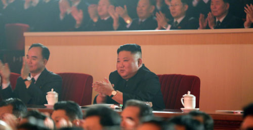 Kim Jong Un fires economic leader a month after appointing him