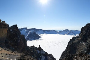 12 stunning photos from atop North Korea's legendary Mount Paektu