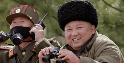 Kim Jong Un won't change until he has the power to nuke any American city