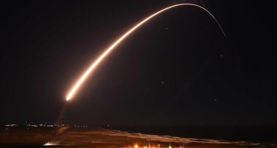 US ballistic missile test sends a hostile message to North Korea, experts say