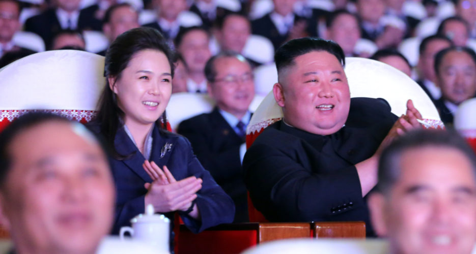 North Korean leader's wife Ri Sol Ju reappears for first time in over a year