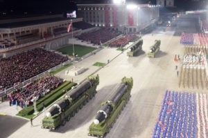 A diplomat's life: North Korea's brutal training for parades and mass games