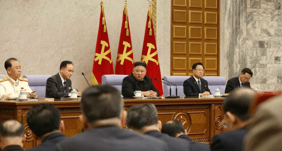 Kim Jong Un demands more legal control over North Korea's struggling economy