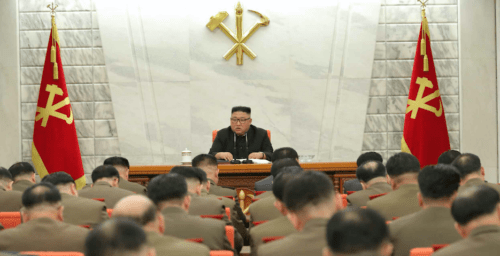Kim Jong Un demands 'moral discipline' of military officials, oversees reshuffle