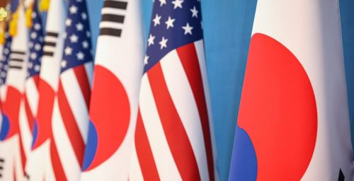 US official lands in Seoul, says alliance must be 'ready to fight' if needed