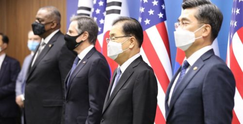 US, South Korea vow to prioritize North Korea nuclear threat after key meeting