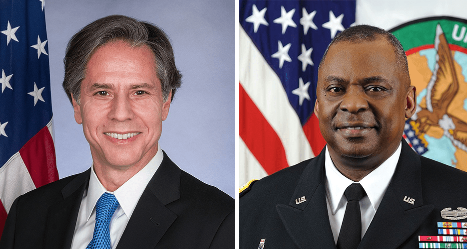 US secretary of state and Pentagon chief to visit South Korea this month