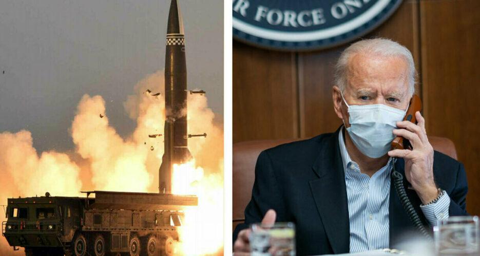 North Korea accuses US of 'gangster-like logic' after Biden rebuked its missiles