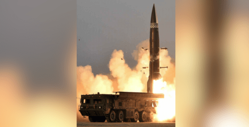 North Korea says it tested a 'newly developed' missile to strengthen military