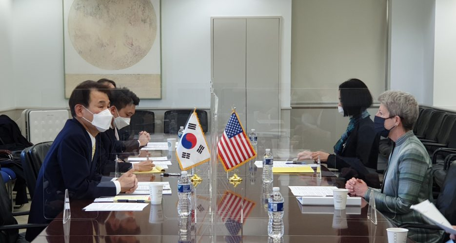 US and South Korea agree on 'meaningful increase' of Seoul's defense share