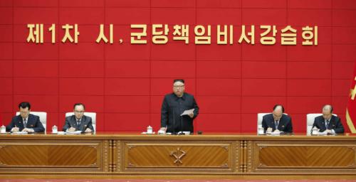 Kim Jong Un pushes for 'full-scale' economic development across North Korea
