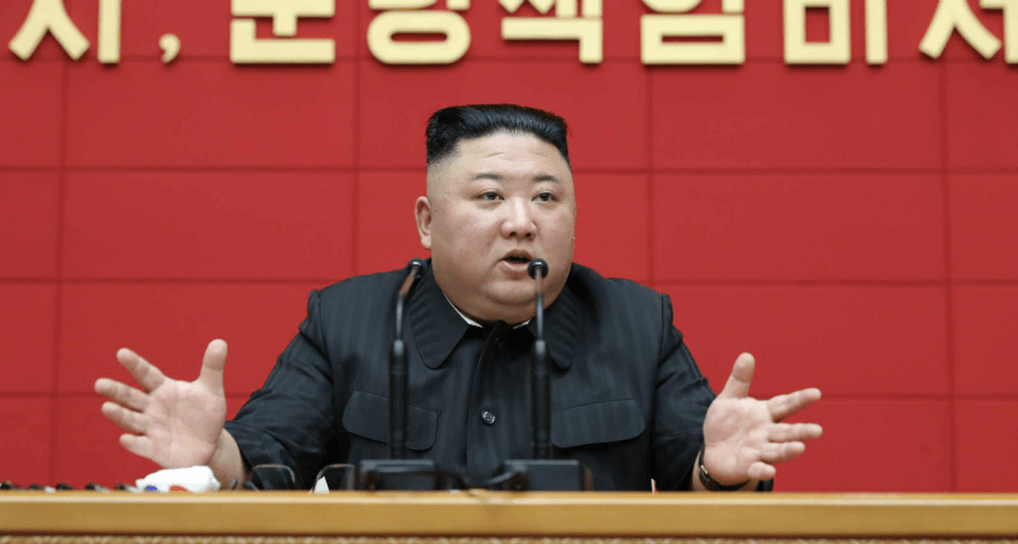 Kim Jong Un urges officials to stop 'bluffing' and boost crop output