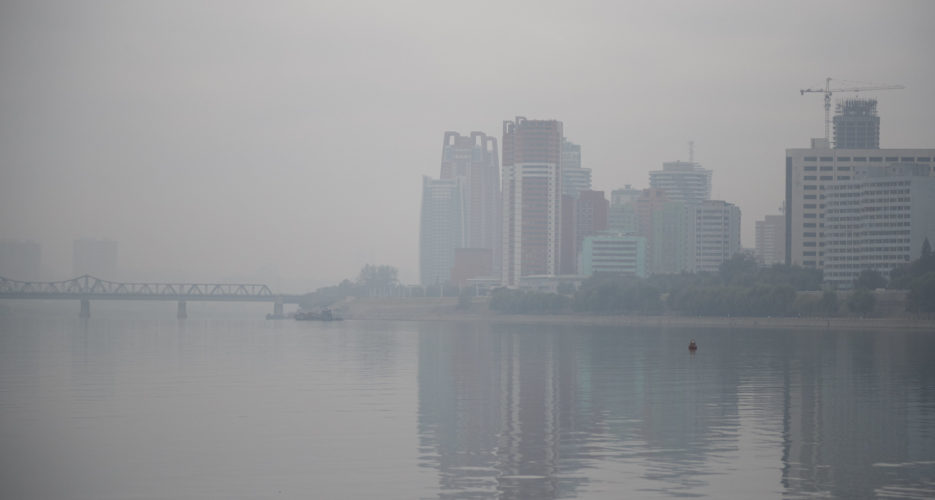 North Korea orders citizens to stay inside over COVID-19 dust storm fears