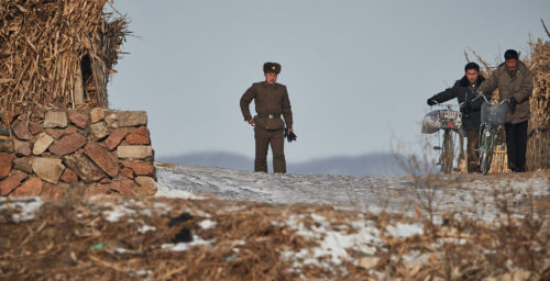 US ridicules North Korean shoot-to-kill orders and human rights abuses