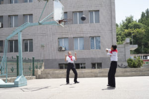 Horses and hoops: Photos capture North Korean spring before the COVID-19 era