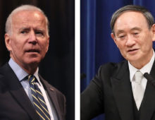 US and Japan vow to work on North Korea denuclearization at Washington summit