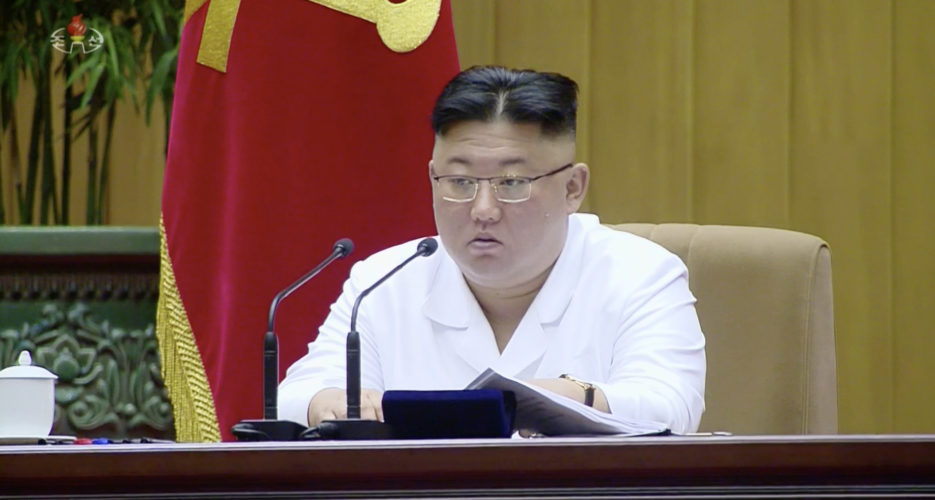 Kim Jong Un warns North Korea of hardship, referencing deadly 1990s famine