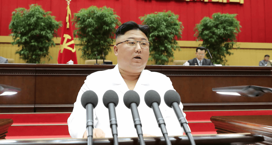 Kim Jong Un tells party cell leaders to bond all levels of society like a family
