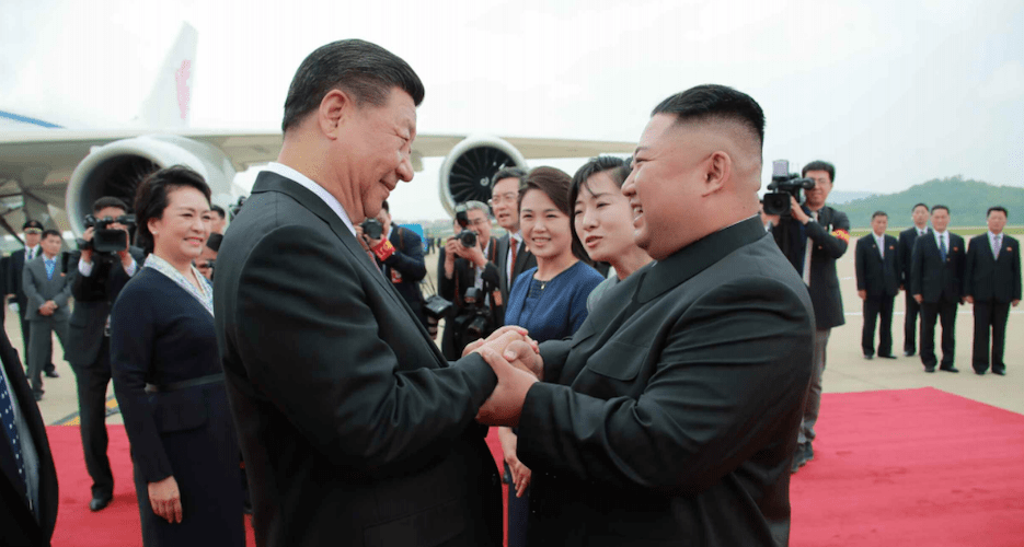 Kim Jong Un sends message of sympathy to Xi Jinping over deadly floods