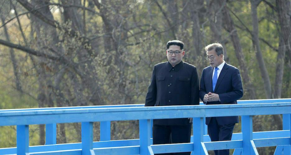 South Korea reminds North Korea that its door is 'always open for talks'