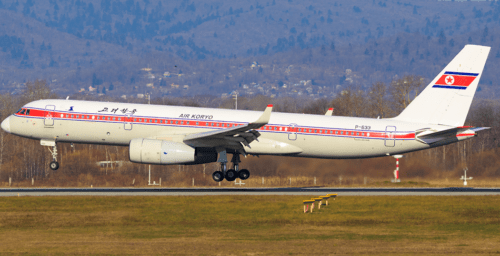 North Korea's Air Koryo spent nearly $1 million on Russian plane parts in 2020