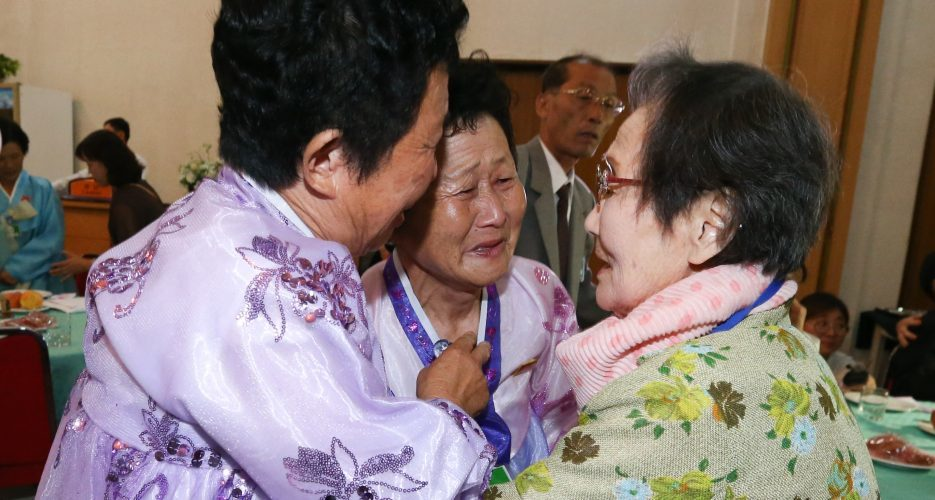 In the twilight of their lives, Korean Americans push to see long-lost family