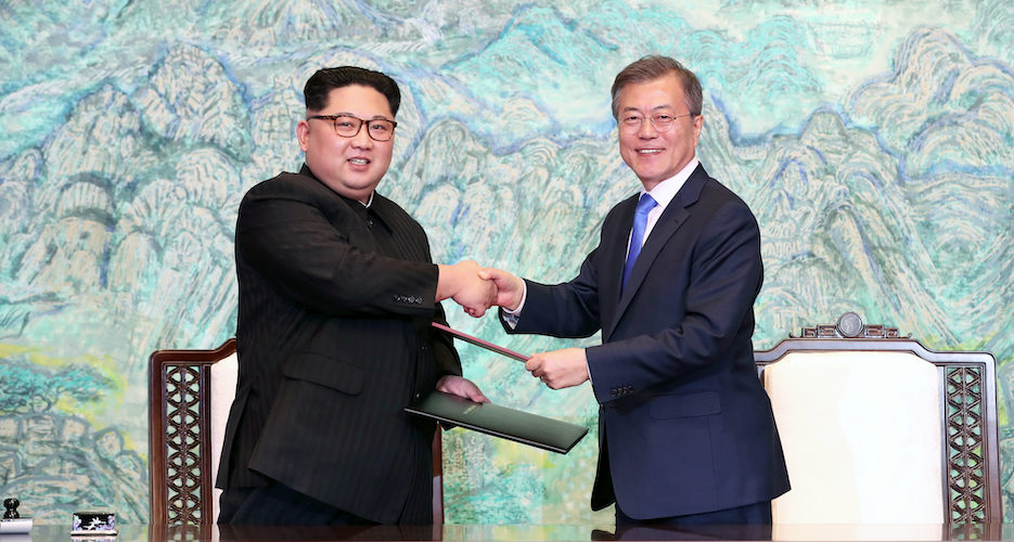 Moon Jae-in hoping to ratify 2018 agreement with Kim Jong Un in parliament