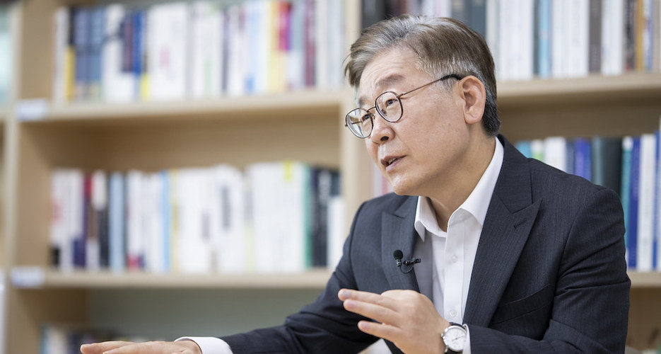 Peace with North Korea trumps free speech: potential ROK presidential candidate