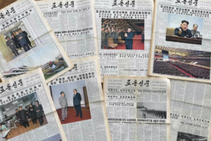 North Korea's main newspaper now partially accessible from South Korea