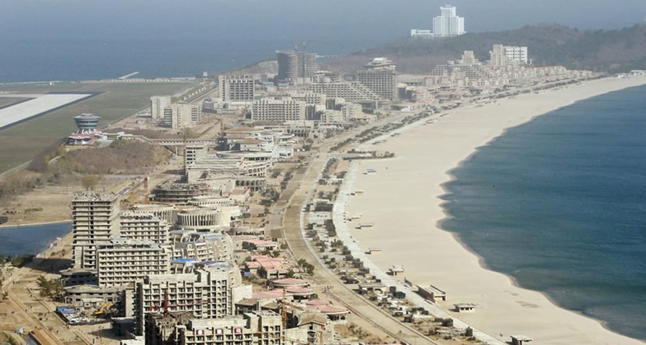 Why North Korea's Wonsan Beach Resort could be a game changer for tourism