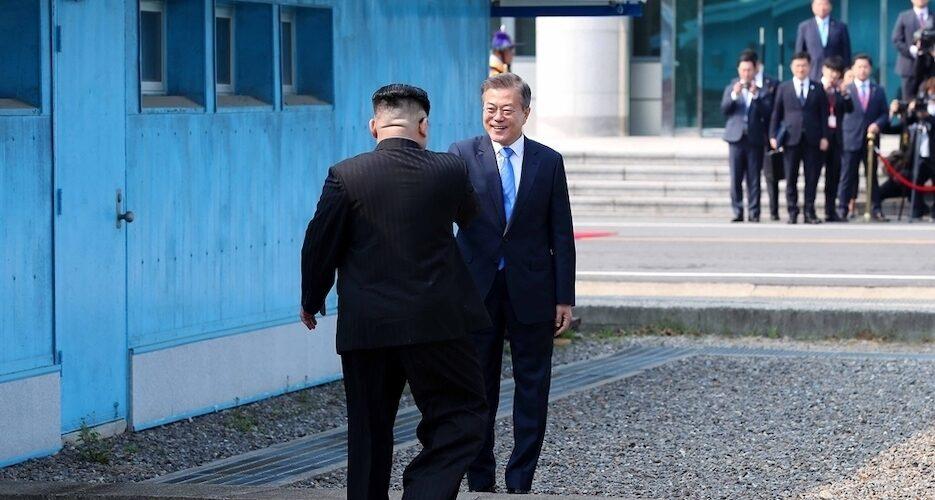 Seoul announces hotline communications breakthrough with Pyongyang