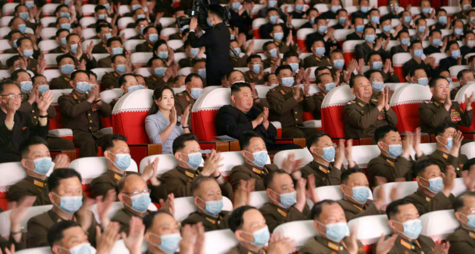 Wife by his side, Kim Jong Un urges women to be 'eternal cooks' for revolution