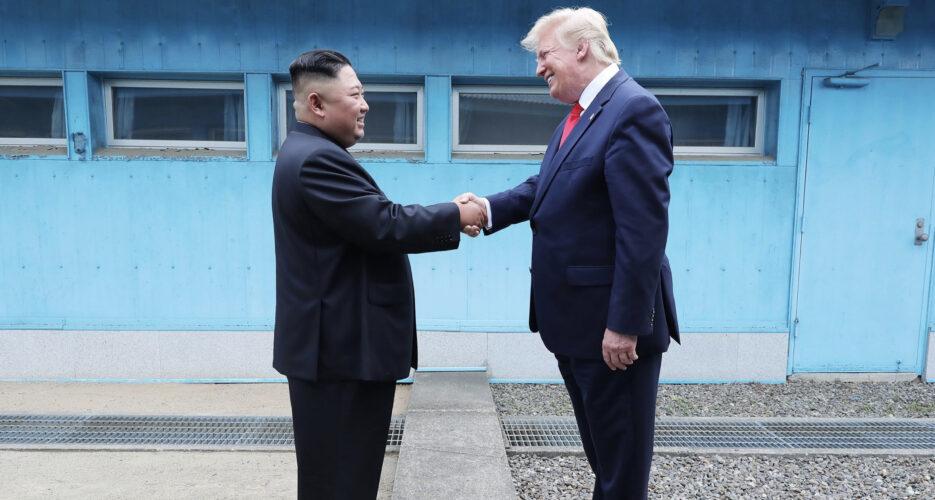 New North Korean book highlights 'trust' between Kim Jong Un and Donald Trump