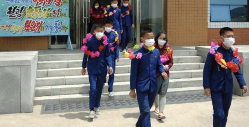 North Korean children rush to coal mines to 'repay' party's love: state media