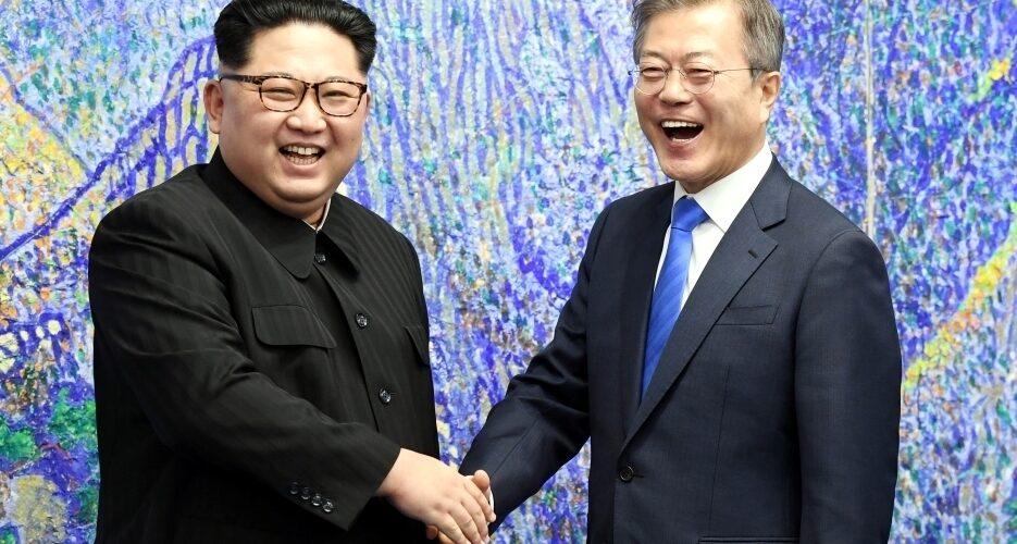 Moonshot: Why Moon won't stop lobbying for inter-Korean cooperation