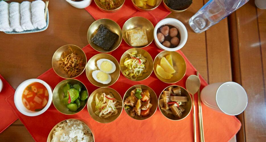 How the North Korean dinner table transformed under Kim Jong Un