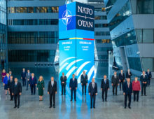 NATO calls for complete, verifiable, irreversible denuclearization of DPRK
