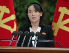 Kim Yo Jong rejects talks on ending war until Seoul fixes 'hostile policy'