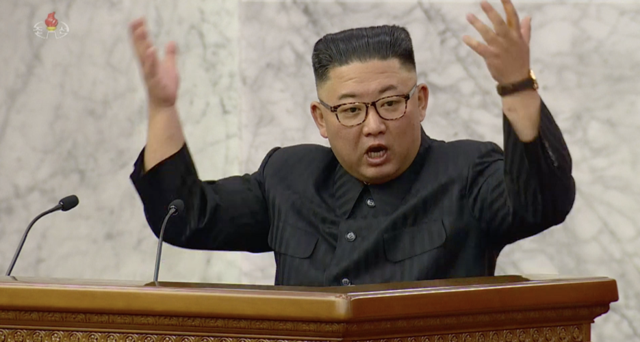 North Korea admits 'food crisis,' says grain to be distributed to population
