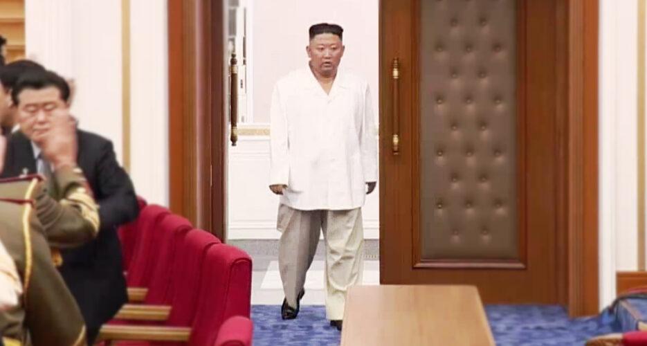 'Everyone' in North Korea talking about 'emaciated' Kim Jong Un: state media