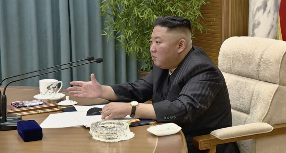 Kim Jong Un looks thinner, and intelligence agencies are likely paying attention