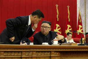 North Korea should prepare for both talks and confrontation with US, says Kim