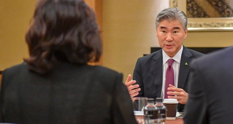 Top US official on North Korea policy to visit Seoul June 19 to 23