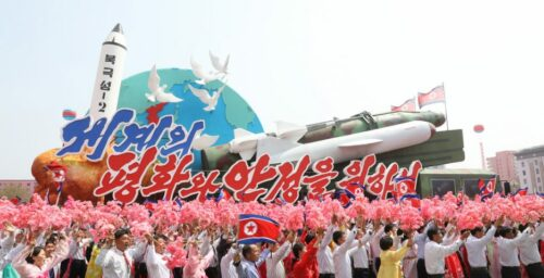 More than 90% of South Koreans think North Korea won't give up nukes: survey